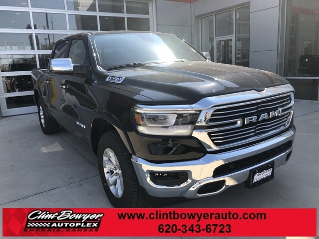New 2019 Ram 1500 in Emporia KS | Clint Bowyer Chrysler