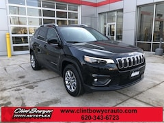 2019 Jeep Cherokee LATITUDE PLUS 4X4 Sport Utility in Emporia, KS