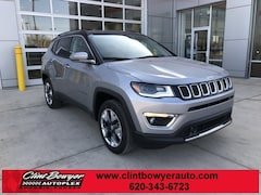 2019 Jeep Compass LIMITED 4X4 Sport Utility in Emporia, KS