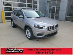 2020 Jeep Cherokee LATITUDE FWD Sport Utility in Emporia, KS