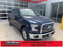 2015 Ford F-150 Truck SuperCrew Cab in Emporia, KS