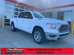2020 Ram 1500 BIG HORN CREW CAB 4X4 5'7 BOX Crew Cab in Emporia, KS