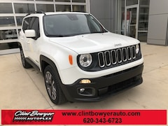 2018 Jeep Renegade Latitude FWD SUV in Emporia, KS