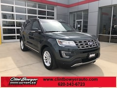 2016 Ford Explorer XLT SUV in Emporia, KS