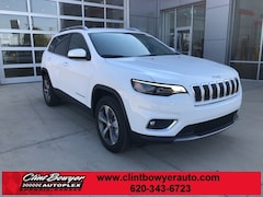 2019 Jeep Cherokee LIMITED 4X4 Sport Utility in Emporia, KS