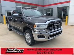 2020 Ram 3500 LIMITED CREW CAB 4X4 6'4 BOX Crew Cab in Emporia, KS
