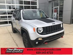 2018 Jeep Renegade TRAILHAWK 4X4 Sport Utility in Emporia, KS