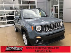 2018 Jeep Renegade LATITUDE 4X4 Sport Utility in Emporia, KS