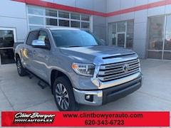 2020 Toyota Tundra Limited 5.7L V8 Truck CrewMax