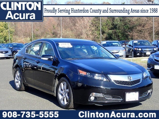 2014 Acura TL 3.5 w/Technology Package Sedan