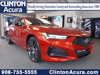 2021 Acura TLX SH-AWD with A-Spec Package SH AWD A-SPEC PKG