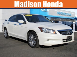 2012 Honda Accord 3.5 EX-L w/Navi Sedan