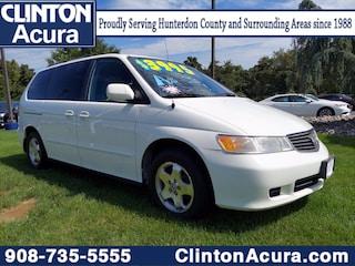 2000 Honda Odyssey EX w/Navigation Van