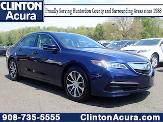 2017 Acura TLX Base with Technology Package Sedan