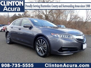 2017 Acura TLX V6 with Technology Package Sedan
