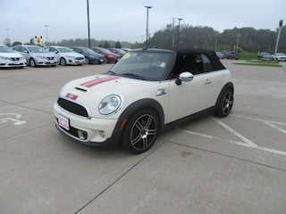 2012 MINI Cooper S Base Convertible