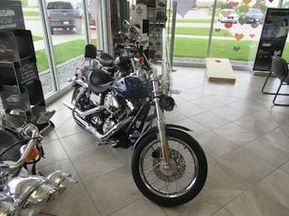 2006 Harley-Davidson Dyna Motorcycle