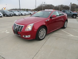2012 CADILLAC CTS Premium AWD Coupe