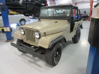 1955 Jeep CJ-5 Willys SUV