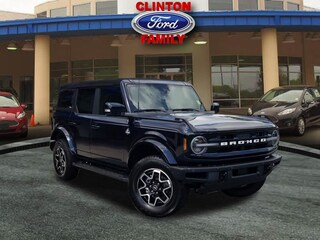 2021 Ford Bronco Outer Banks 4 Door Advanc 4x4 Outer Banks Advanced  SUV