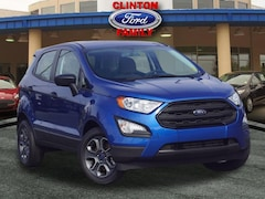 2018 Ford EcoSport S S  Crossover