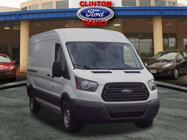 2018 Ford Transit Cargo Cargo Van 250  LWB Medium Roof Cargo Van w/Sliding Passenger