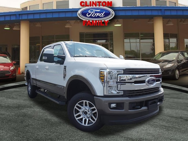 2019 Ford F-250 Super Duty F-250 King Ranch 4x4 King Ranch  Crew Cab 6.8 ft. SB Pickup