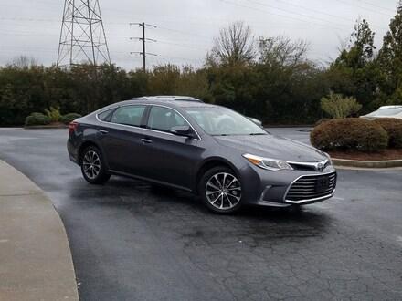 2018 Toyota Avalon XLE Premium XLE Premium  Sedan