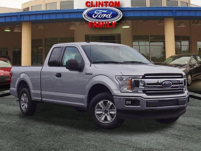 2019 Ford F-150 XLT 4x2 XLT  SuperCab 6.5 ft. SB