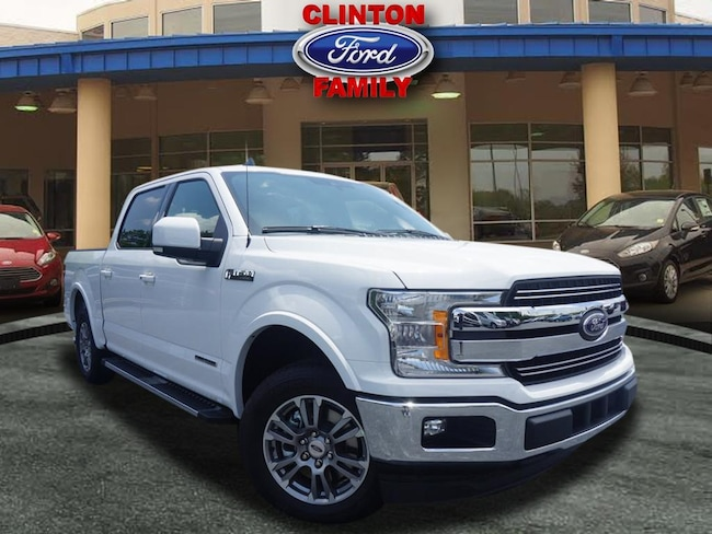 2019 Ford F-150 Lariat 4x2 Lariat  SuperCrew 5.5 ft. SB