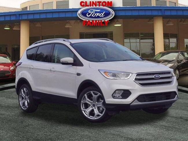 2019 Ford Escape Titanium Titanium  SUV