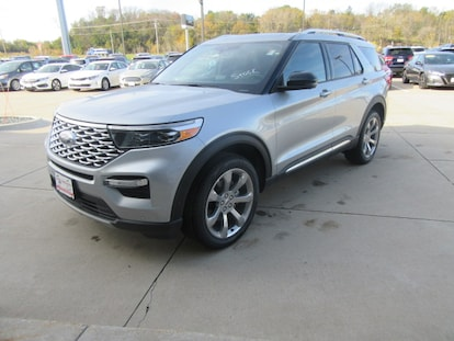 New 2020 Ford Explorer For Sale Lease Clinton Ia Stock