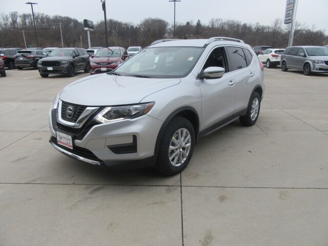 Nissan Rogue Lease >> New 2019 Nissan Rogue For Sale Lease Clinton Ia Stock 19103