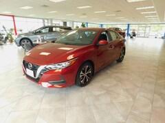 2020 Nissan Sentra SV Sedan 20379