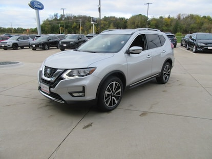 New 2019 Nissan Rogue For Sale/Lease Clinton IA | Stock