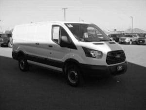 2016 Ford Transit-250 130 WB Low Roof Cargo Cargo Van