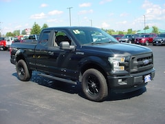 2015 Ford F-150 XL EXTENDED CAB LONG BED TRUCK