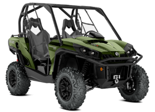 2019 CAN-AM Commander 800 XT 800 ou 1000