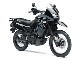 2018 KAWASAKI KLR650 double usage