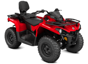2019 CAN-AM Outlander L Max 450