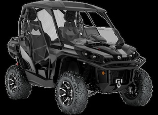 2019 CAN-AM Commander 1000 Limited
