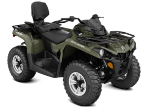 2018 CAN-AM Outlander Max 450 2 places