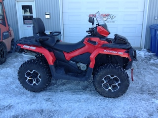 2013 CAN-AM Outlander Max 650 XT