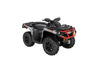 2018 CAN-AM Outlander 650 XT -