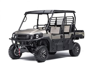 2017 KAWASAKI Mule PRO-FXT EPS Ranch Edition reduit a 16739.00