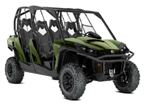 2019 CAN-AM Commander Max 1000 XT