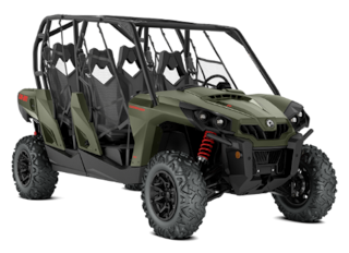 2019 CAN-AM COMMANDER MAX DPS 800R