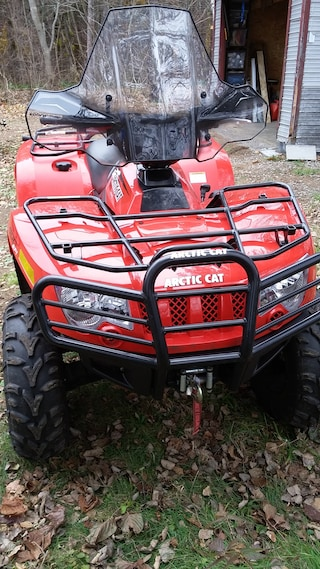 2014 ARCTIC CAT 4X4-500