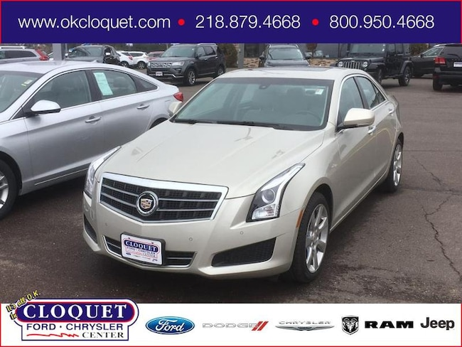 2014 Cadillac ATS 2.0 Turbo Luxury Sedan
