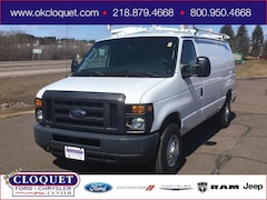 2013 Ford Econoline 350 Super Duty Cargo Van